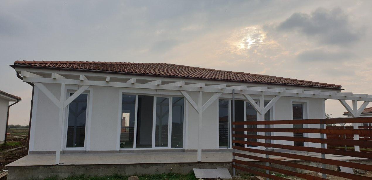 Casa tip duplex 3 camere Mosnita Noua - ID V338 1