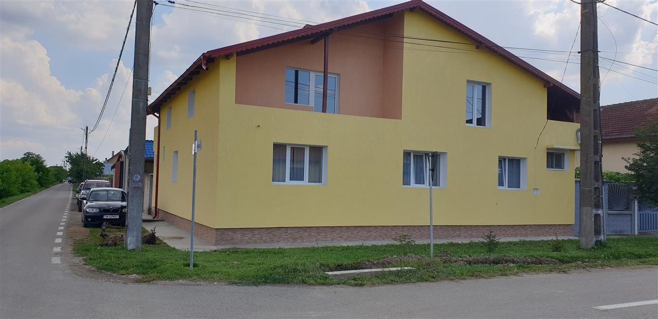 Casa individuala de vanzare Mosnita Noua - ID V358 1