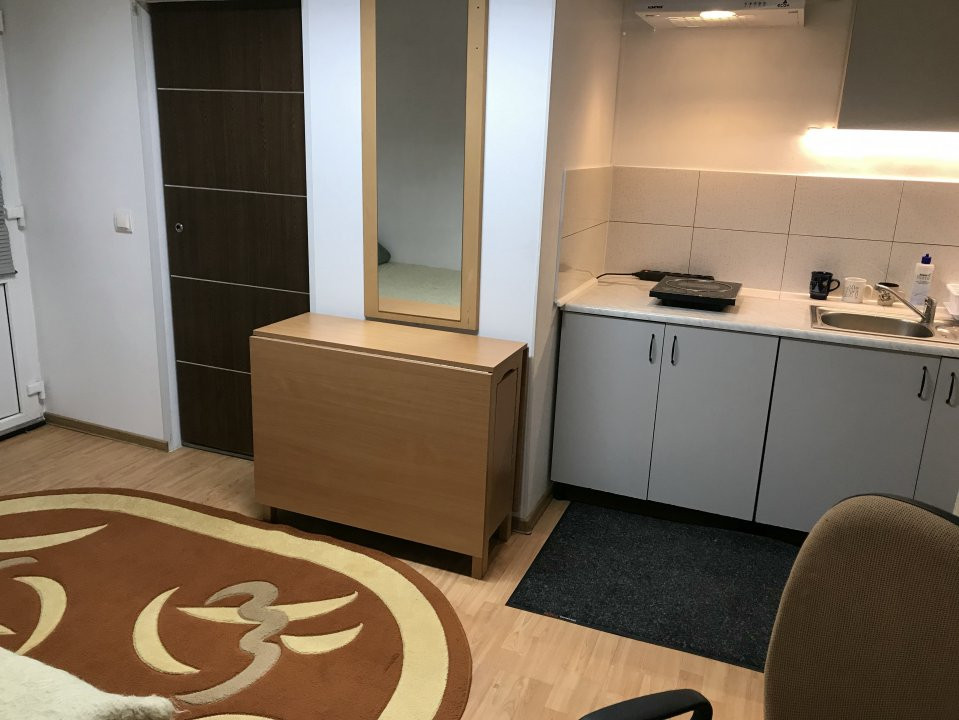 Inchiriez apartament 1 camera - Complexul Studentesc/Stefan cel Mare 8