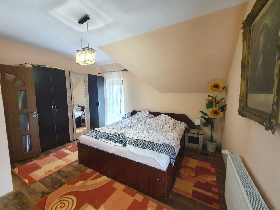 Vila 4 camere - Sanmihaiu Roman   Complet mobilata & utilata - V1555 13