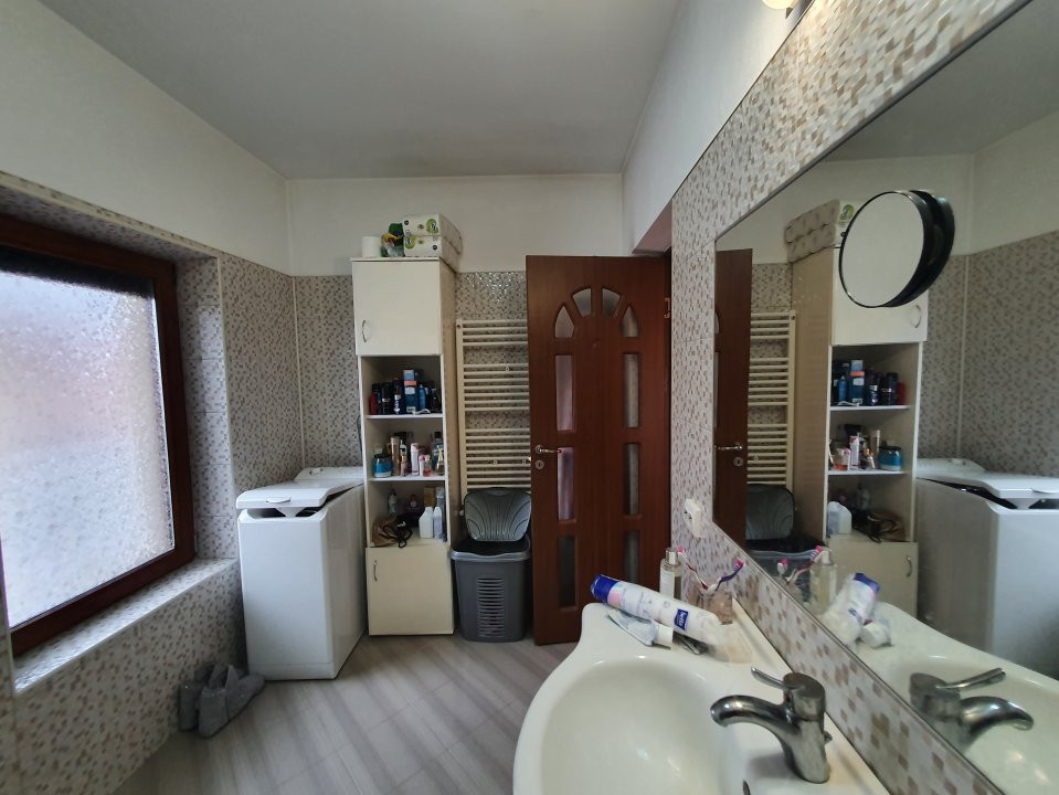 Vila 4 camere - Sanmihaiu Roman   Complet mobilata & utilata - V1555 16
