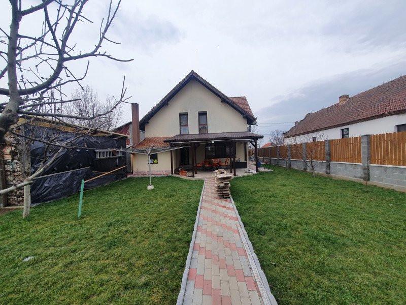 Vila 4 camere - Sanmihaiu Roman   Complet mobilata & utilata - V1555 20