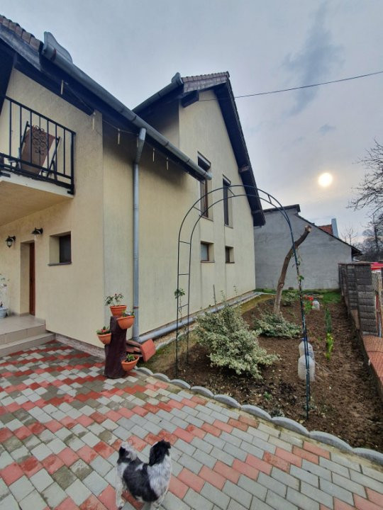 Vila 4 camere - Sanmihaiu Roman   Complet mobilata & utilata - V1555 1