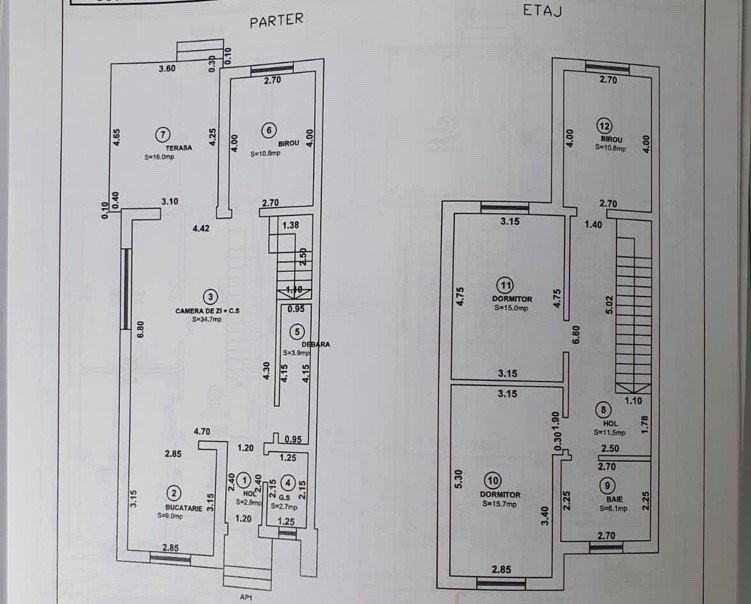 Casa tip duplex - pozitie excelenta - Mosnita Noua 2