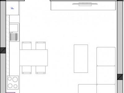 Apartament cu o camera | OpenSpace | Giroc | Zona Braytim