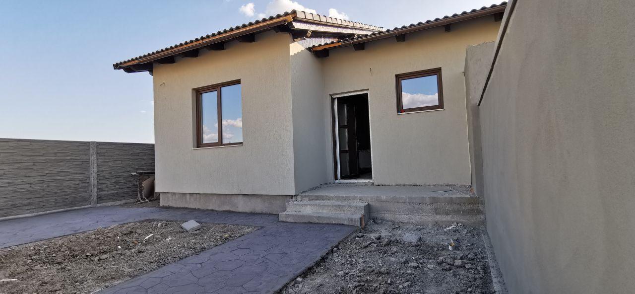 Duplex-parter in Mosnita, posibilitate de finisaje personalizate. 2