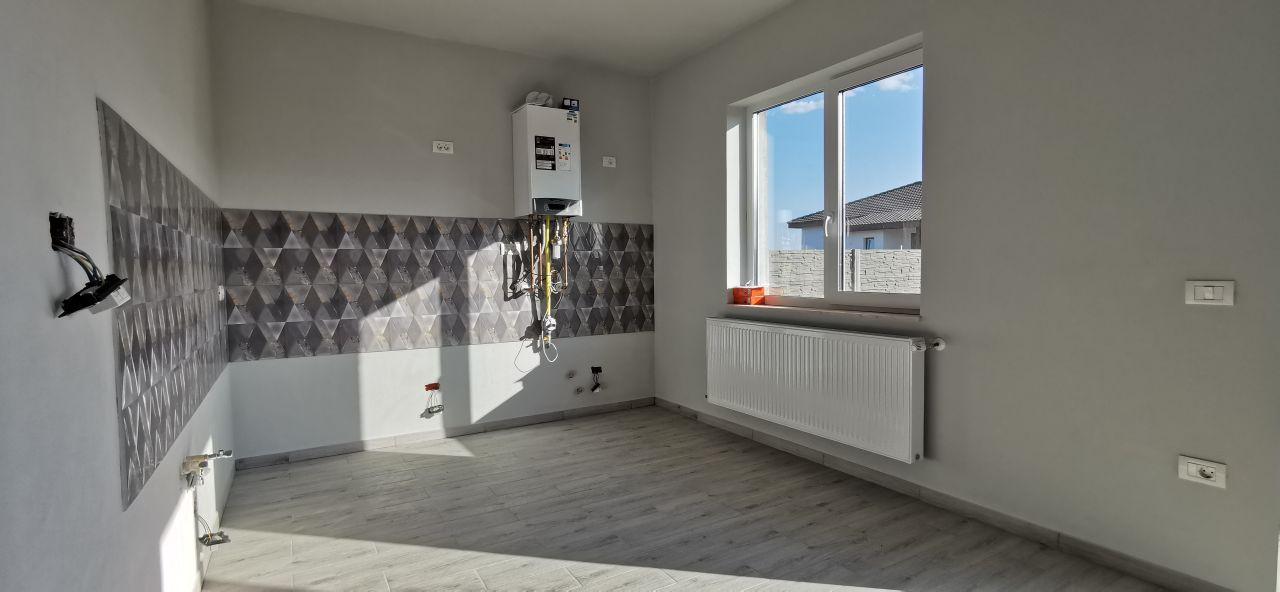 Duplex-parter in Mosnita, posibilitate de finisaje personalizate. 3