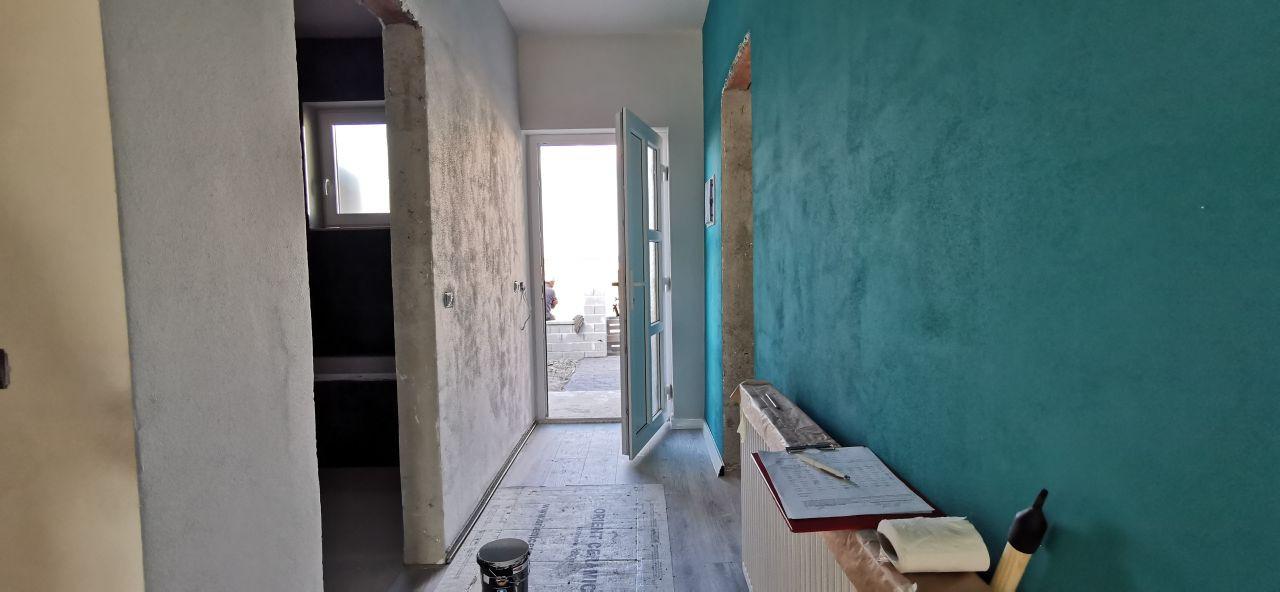 Duplex-parter in Mosnita, posibilitate de finisaje personalizate. 9