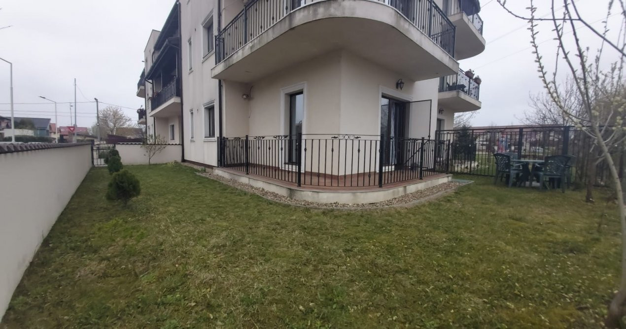 De inchiriat apartament cu gradina,  Dumbravita- C1684 1