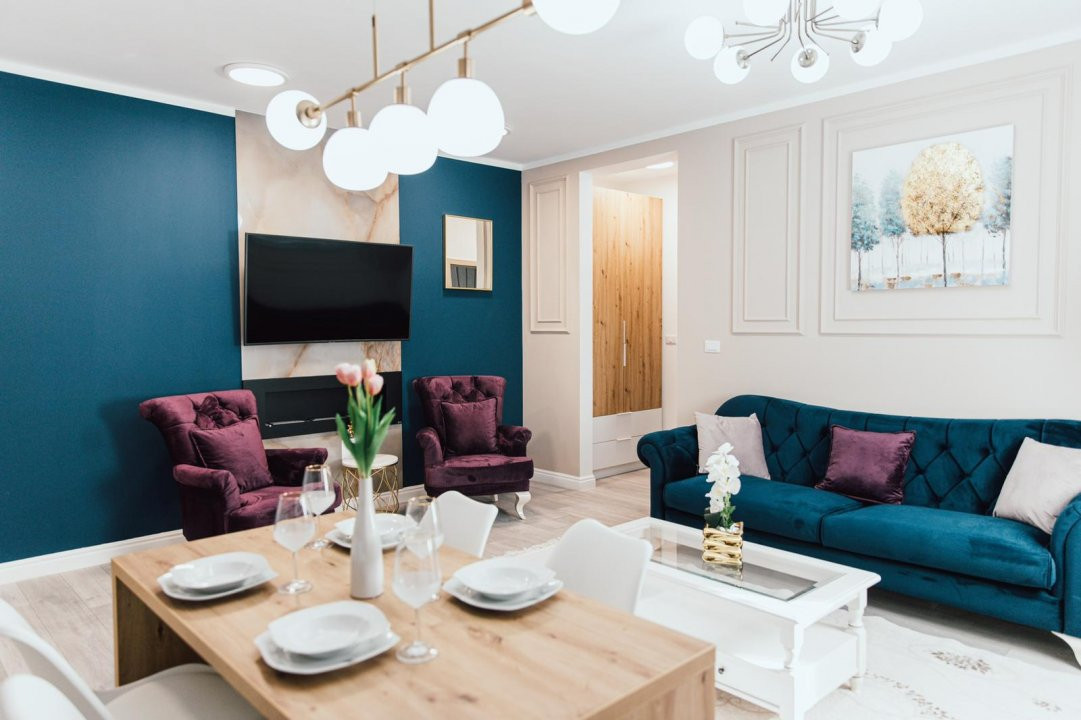 Apartament modern cu doua camere, design deosebit - Giroc 1