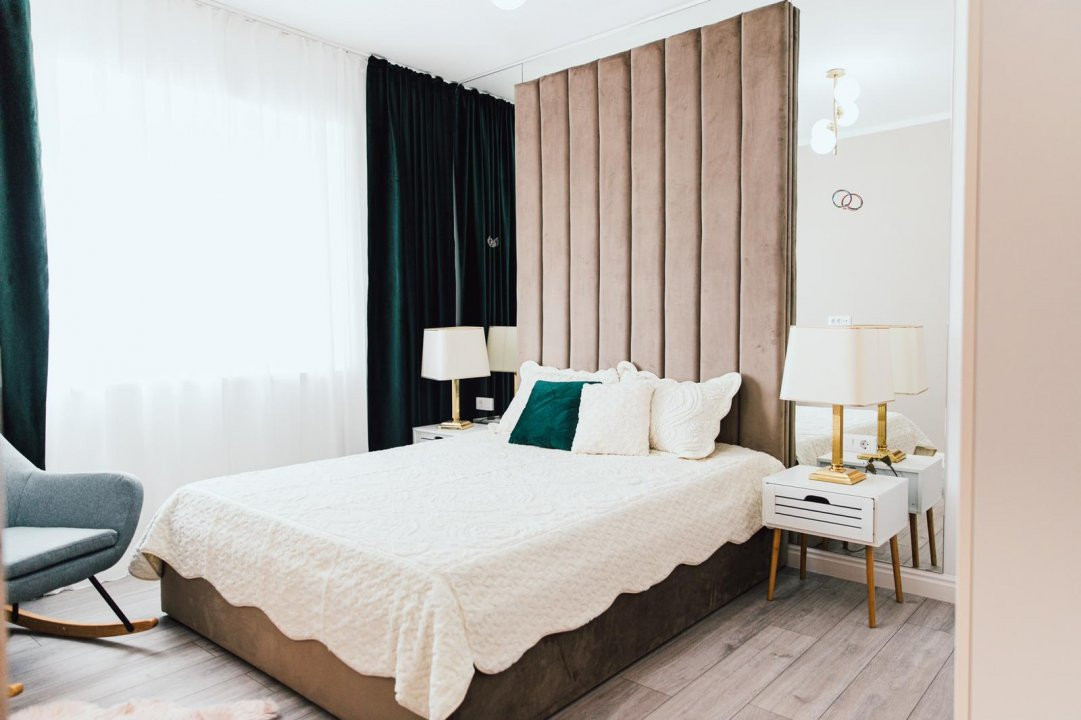 Apartament modern cu doua camere, design deosebit - Giroc 2