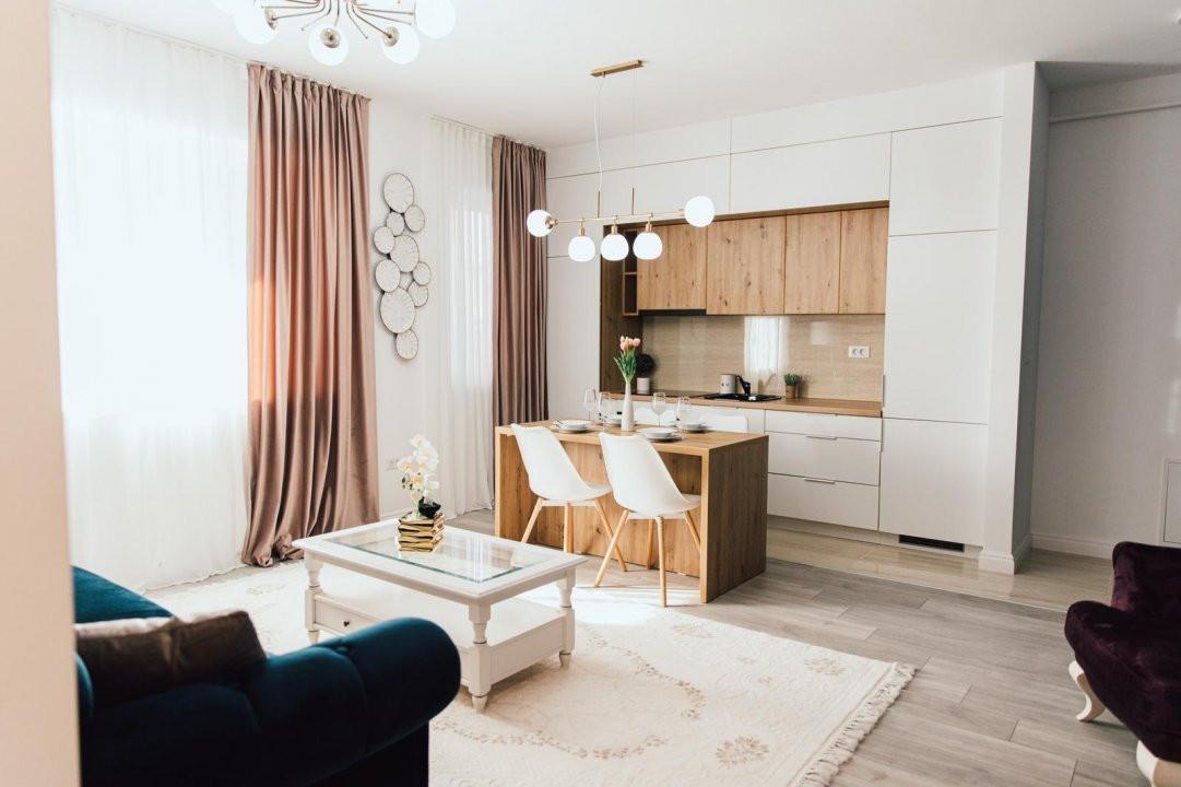 Apartament modern cu doua camere, design deosebit - Giroc 3