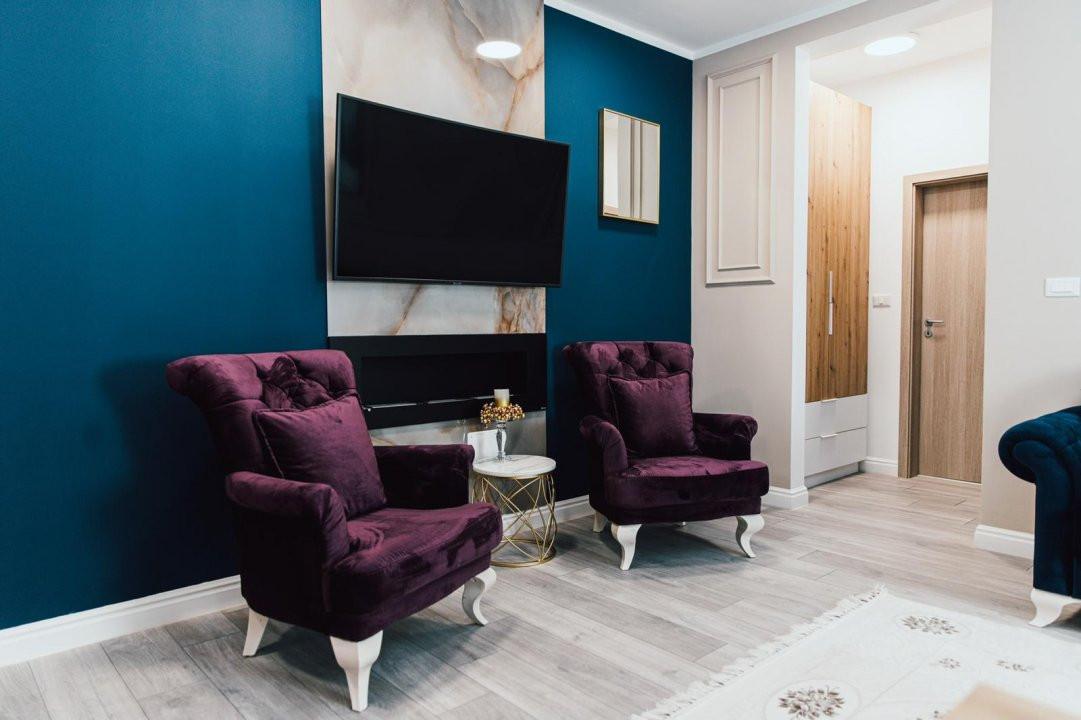 Apartament modern cu doua camere, design deosebit - Giroc 4