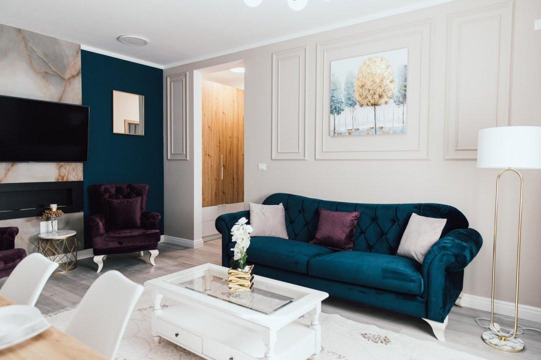Apartament modern cu doua camere, design deosebit - Giroc 10