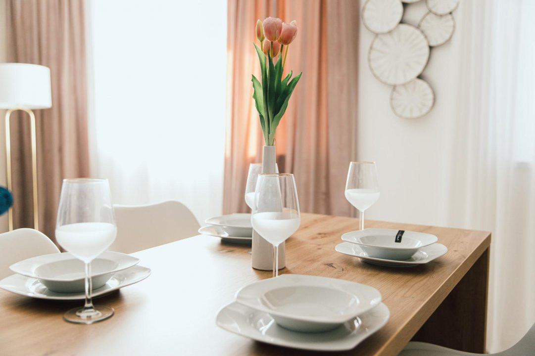Apartament modern cu doua camere, design deosebit - Giroc 12