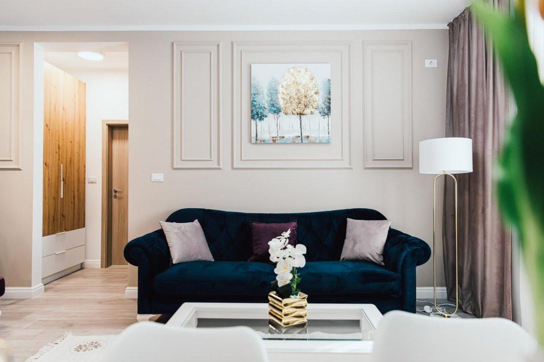 Apartament modern cu doua camere, design deosebit - Giroc 13