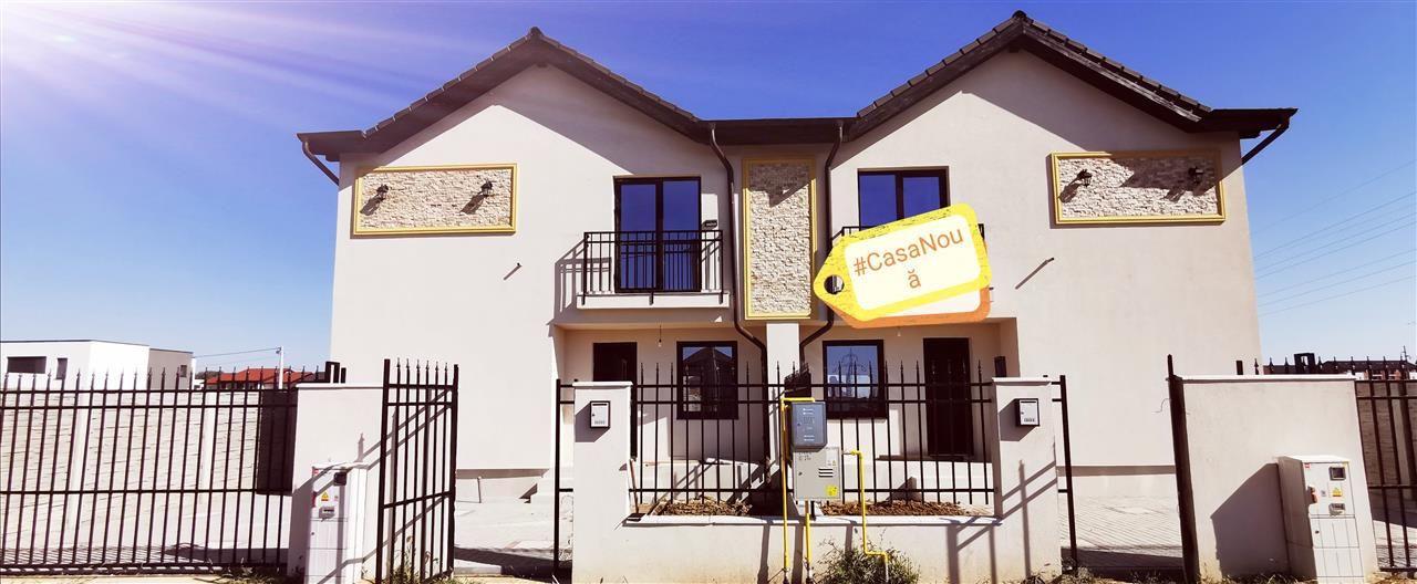 Casa tip duplex de vanzare 5 camere Giroc - ID V448 1