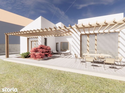 1/2 Duplex Mosnita Noua proiect deosebit!