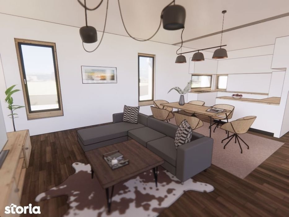 Duplex Mosnita Noua proiect deosebit! 2