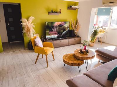 Apartament etaj 3, 2 camere, zona Kiriac - V1746