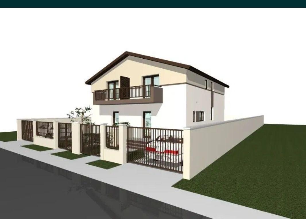 Casa tip duplex 3 camere de vanzare Mosnita Noua 7