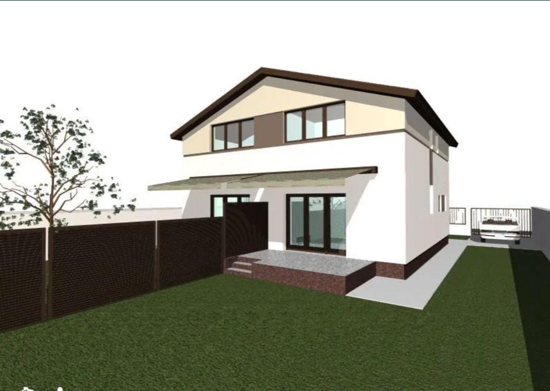 Casa tip duplex 3 camere de vanzare Mosnita Noua 12