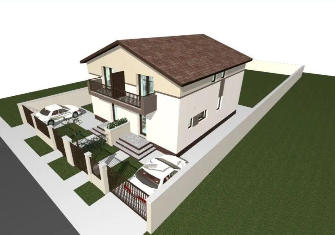 Casa tip duplex 3 camere de vanzare Mosnita Noua 13