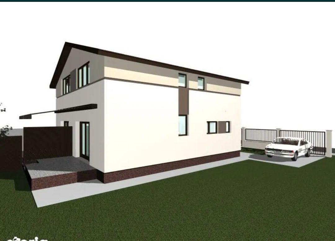 Casa tip duplex 3 camere de vanzare Mosnita Noua 8
