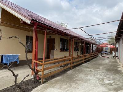 Casa individuala, cu 4 camere, de vanzare in Giarmata.