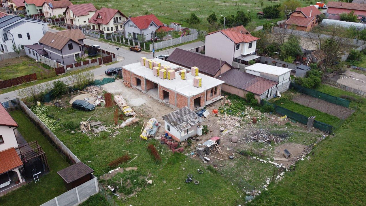 Duplex Zona Freidorf P+1E+Pod Comision 0% - V1787 25