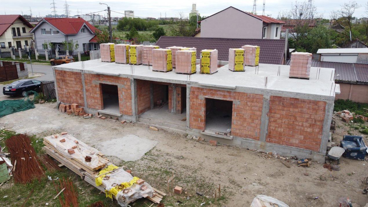 Duplex Zona Freidorf P+1E+Pod Comision 0% - V1787 31