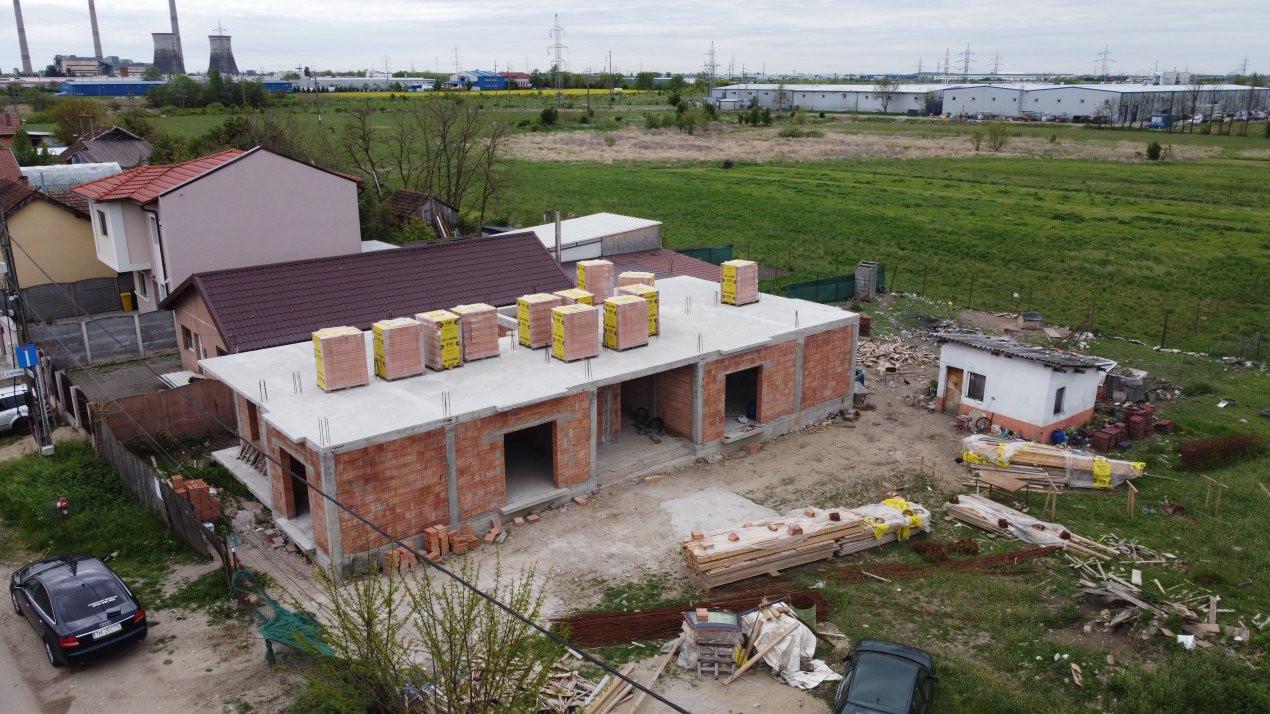 Duplex Zona Freidorf P+1E+Pod Comision 0% - V1787 35