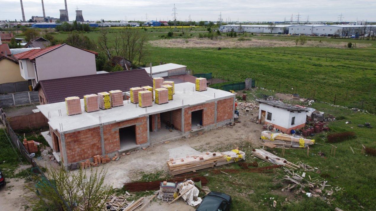 Duplex Zona Freidorf P+1E+Pod Comision 0% - V1787 36