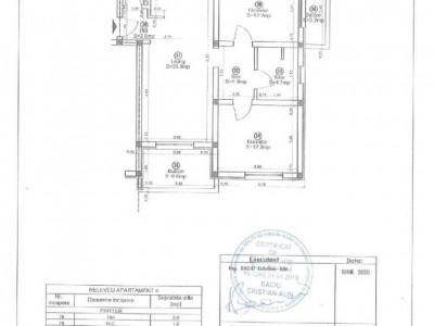 Apartament, 3 camere, zona Cora  - V1805