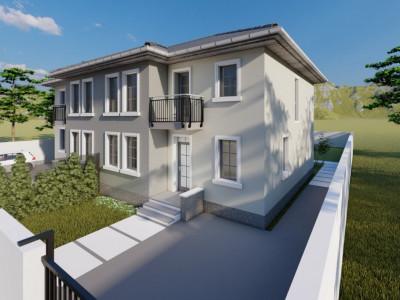 Duplex 5 camere Mosnița Nouă - zonă excelentă