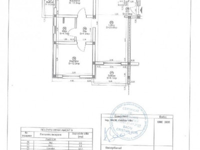 Apartamente cu 3 camere, 2 bai, zona in dezvoltare, Dumbravita - V1813