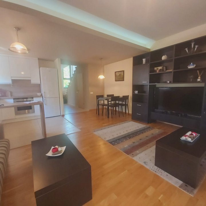 Duplex de inchiriat, 3 camere, mobilat si utilat  - C1833 7