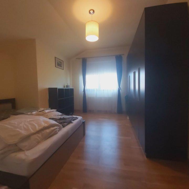 Duplex de inchiriat, 3 camere, mobilat si utilat  - C1833 9