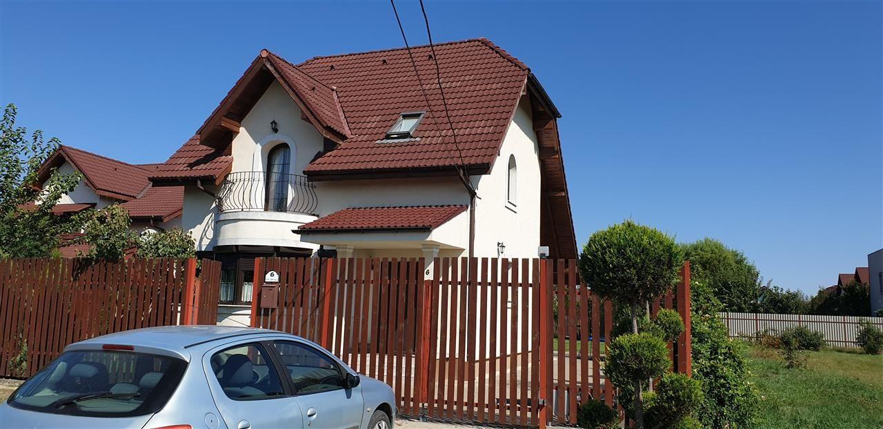 Casa individuala 3 camere de vanzare Mosnita Noua - ID V477 1