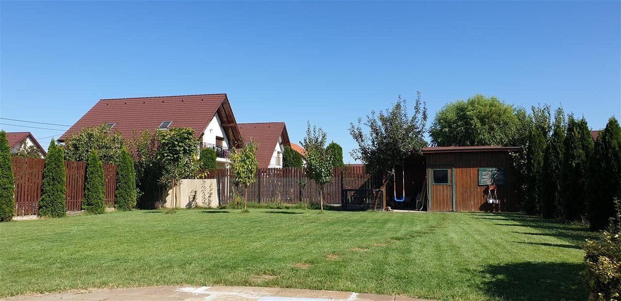Casa individuala 3 camere de vanzare Mosnita Noua - ID V477 9