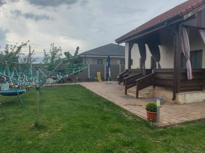 Casa individuala, P+E, 620mp teren, Mosnita  - V1855