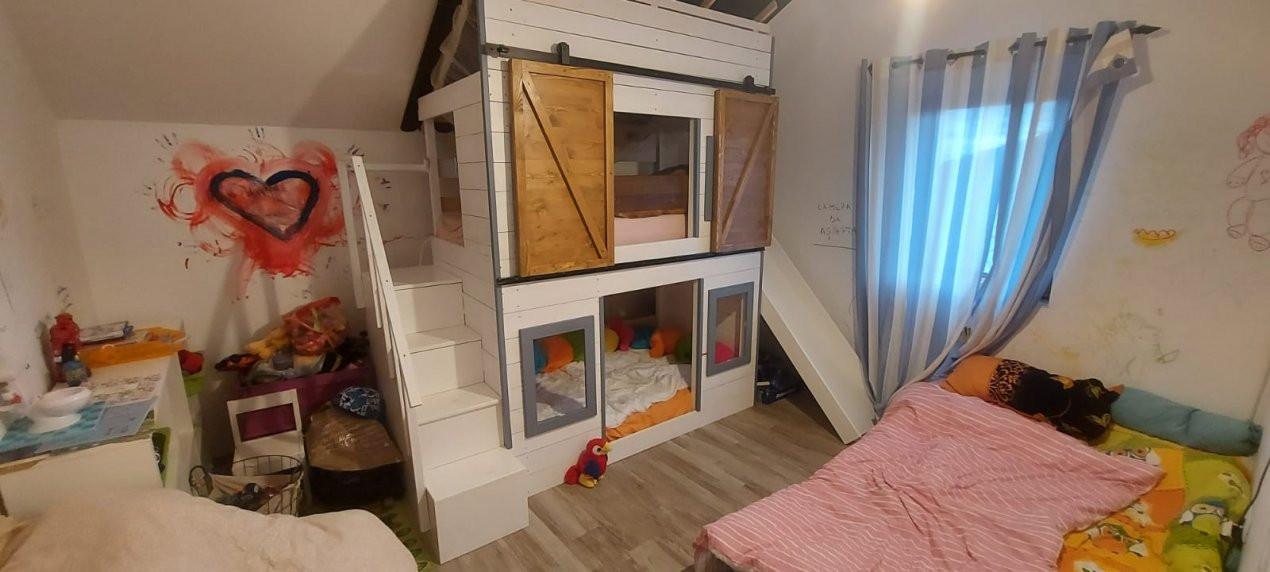 Casa individuala, P+M, Mosnita  - V1855 11