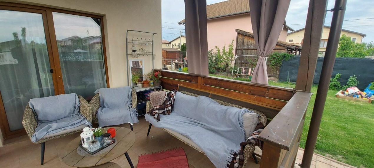 Casa individuala, P+M, Mosnita  - V1855 13