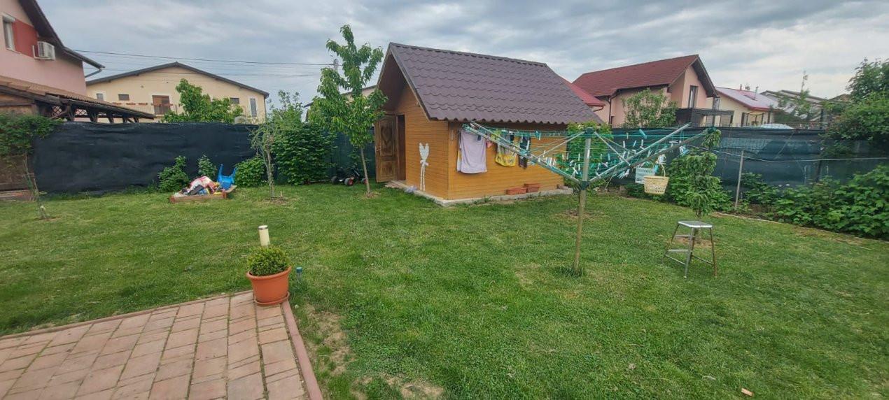 Casa individuala, P+M, Mosnita  - V1855 14