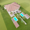 Vila cu piscina, P+1E+Pod, zona centrala, Sag thumb 3