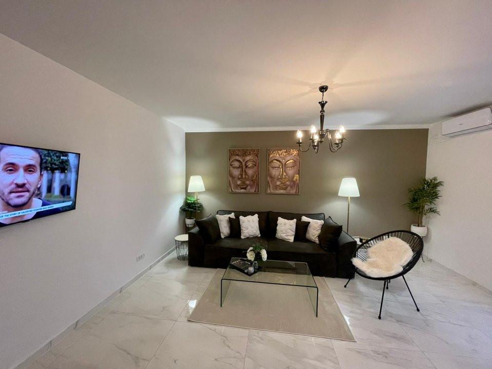 Apartament cu doua camere | Mobilat si Uitlat de LUX | Giroc 2