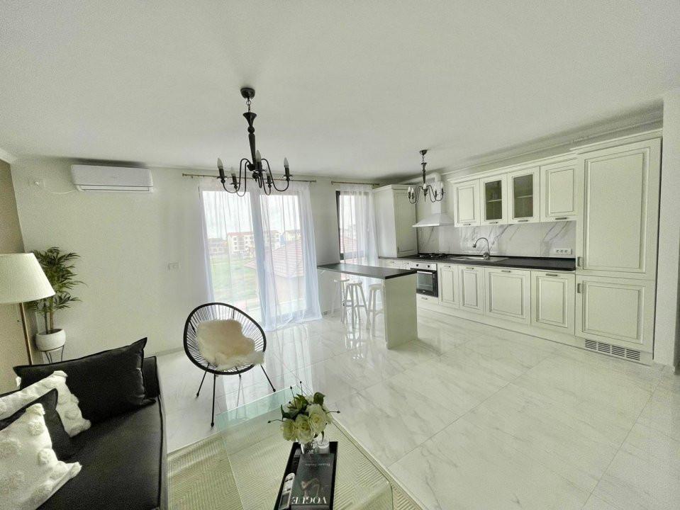 Apartament cu doua camere | Mobilat si Uitlat de LUX | Giroc 3
