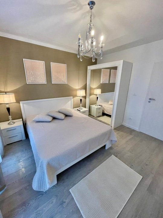 Apartament cu doua camere | Mobilat si Uitlat de LUX | Giroc 9
