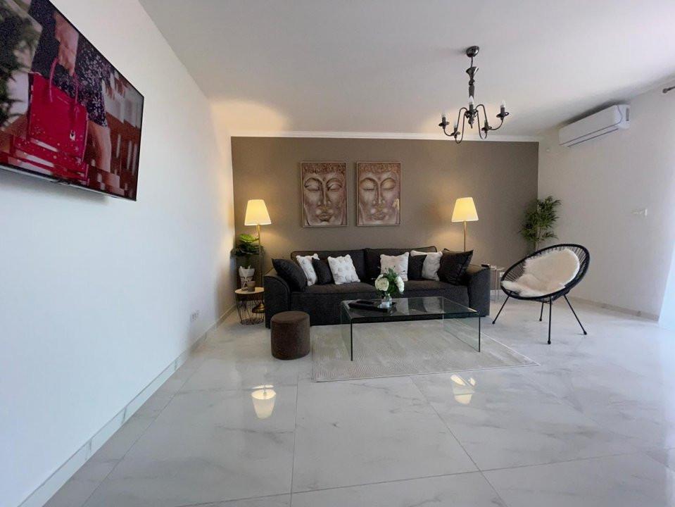 Apartament cu doua camere | Mobilat si Uitlat de LUX | Giroc 10