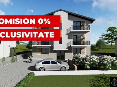 Apartament nou, 2 camere, decomandat, etaj 1, comision 0%, Giroc  - V1872